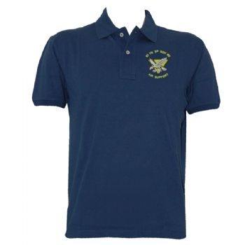 61 Fd Sp Sqn RE Air Support Embroidered Polo Shirt